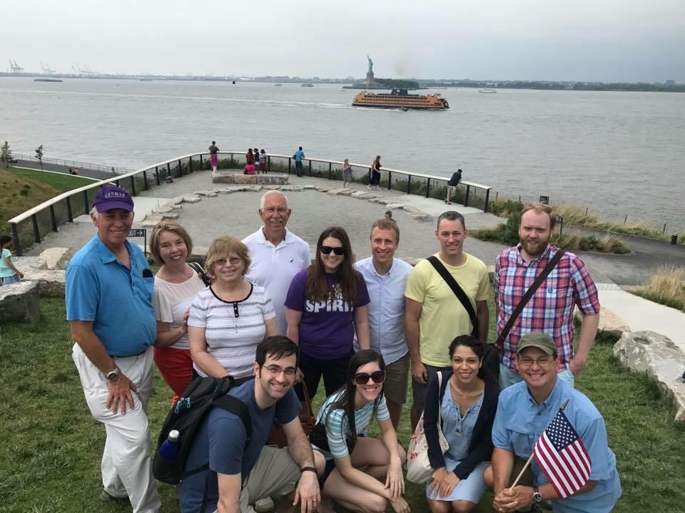 Governors Island Tour