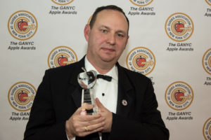 GANYC Apple Award