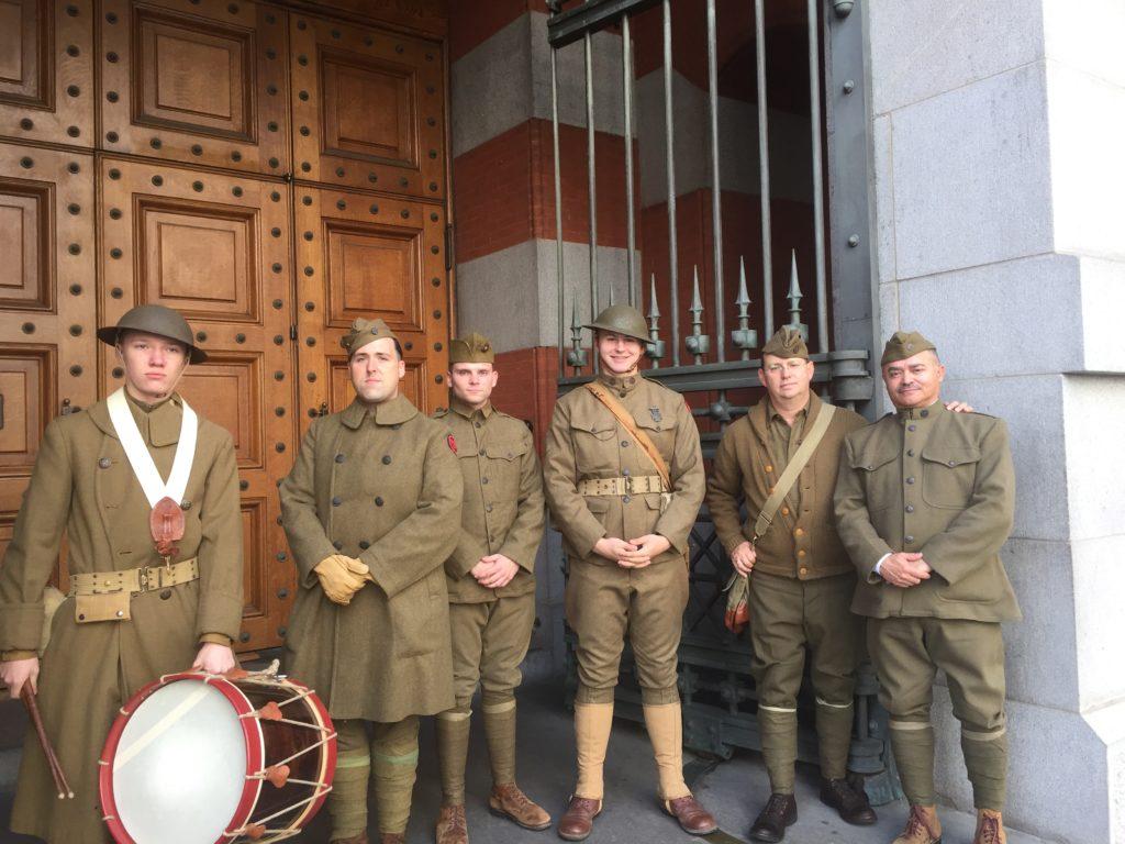 WWI Tour