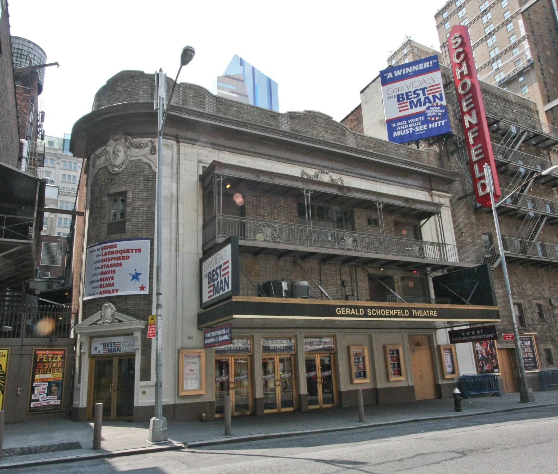 Schoenfeld Theatre